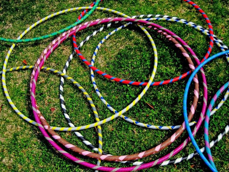 Pile o' hoops