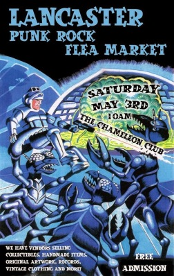 http://www.rockstarknitting.com/event/lancaster-punk-rock-flea-market