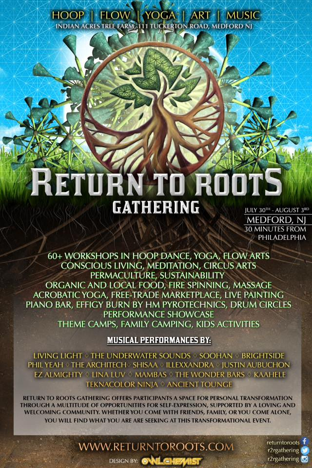 Return to Roots Poster