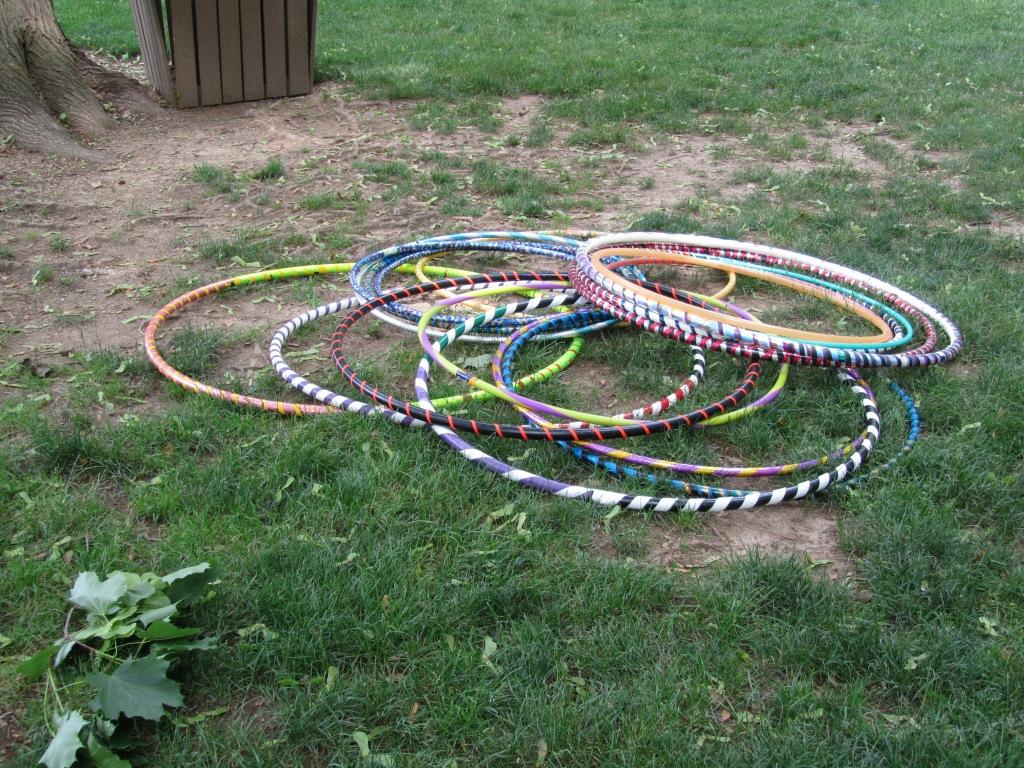 Pile of Hoops