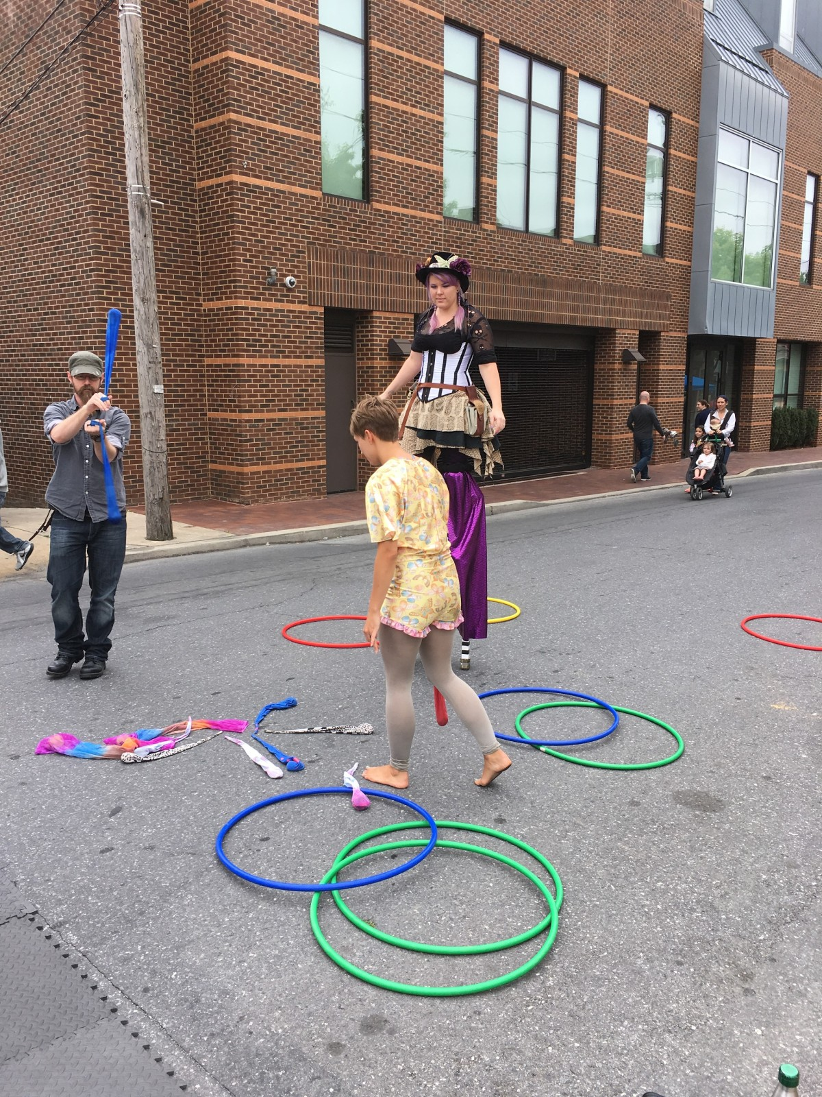 Open Streets Lancaster, PA 2017