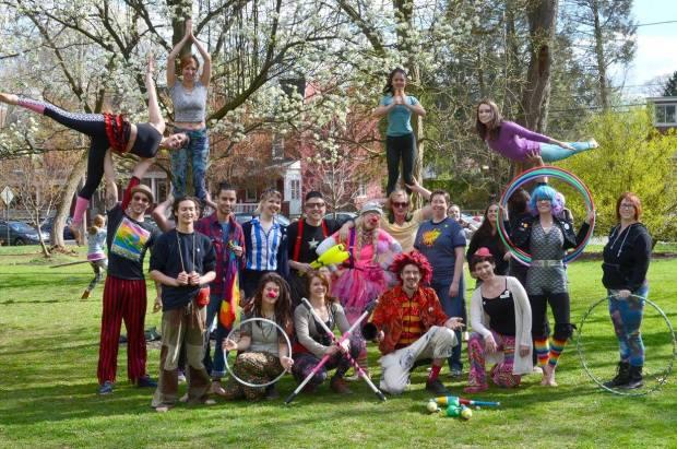 Social Circus Day 2016